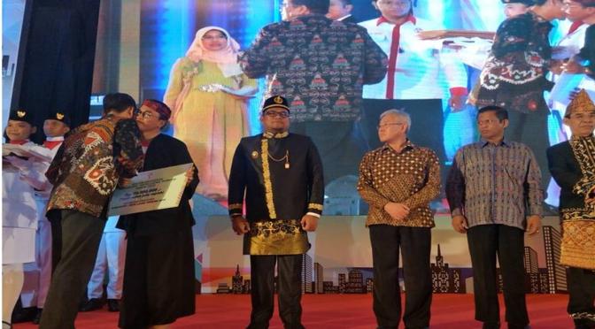 Pamekasan Menerima Anugerah Kabupaten Layak Pemuda