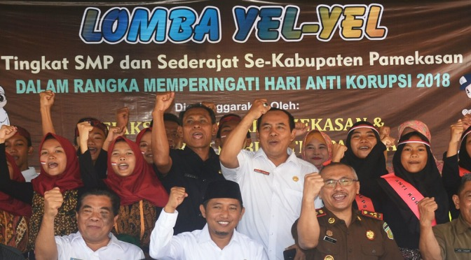 Wabup Raja'e Apresiasi Upaya Cegah Dini Korupsi Oleh Kejari