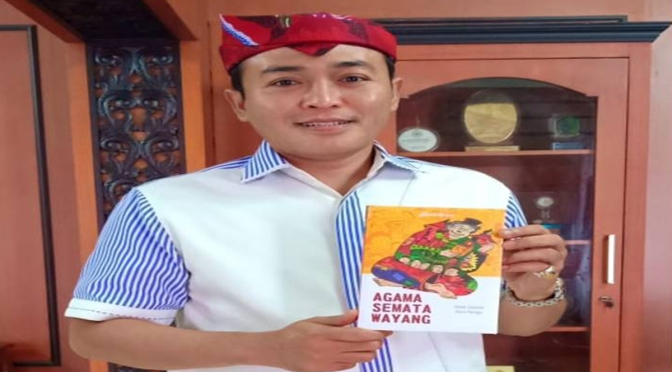 Bupati-Wabup Apresiasi Buku Karya Anom Hamdani