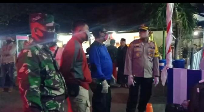 TNI-Polri pantau kedatangan Pekerja Migran Indonesia di Pamekasan